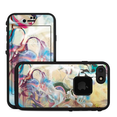 Lifeproof iPhone 7 Fre Case Skin - Lucidigraff