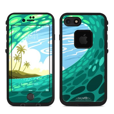 Lifeproof iPhone 7 Fre Case Skin - Lunch Break