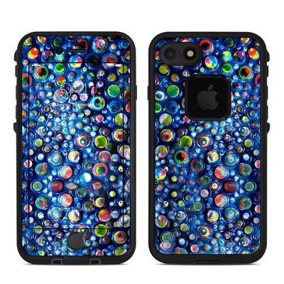 Lifeproof iPhone 7 Fre Case Skin - My Blue Heaven