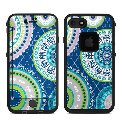 Lifeproof iPhone 7 Fre Case Skin - Medallions
