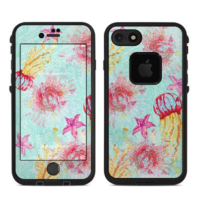 Lifeproof iPhone 7 Fre Case Skin - Meduzas