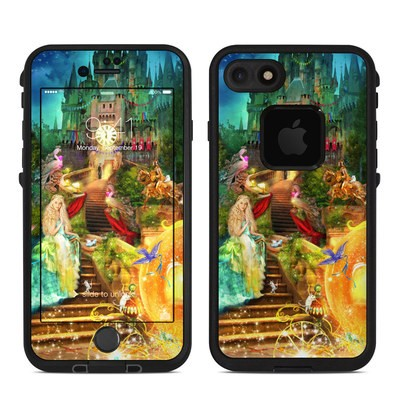 Lifeproof iPhone 7 Fre Case Skin - Midnight Fairytale