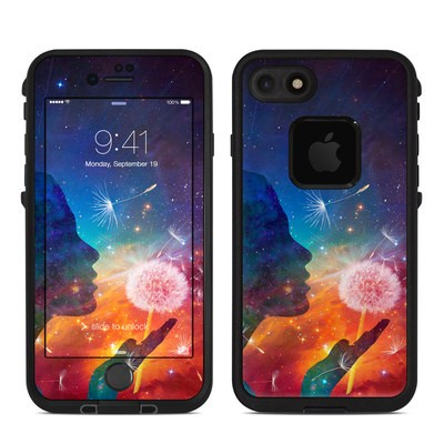 Lifeproof iPhone 7 Fre Case Skin - Million Stars