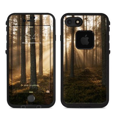Lifeproof iPhone 7 Fre Case Skin - Misty Trail