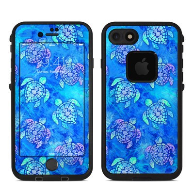 Lifeproof iPhone 7 Fre Case Skin - Mother Earth