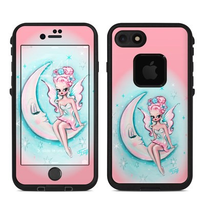 Lifeproof iPhone 7-8 Fre Case Skin - Moon Pixie