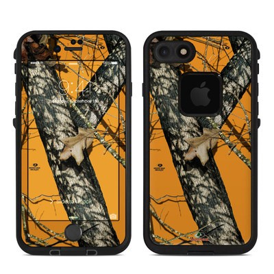 Lifeproof iPhone 7 Fre Case Skin - Blaze