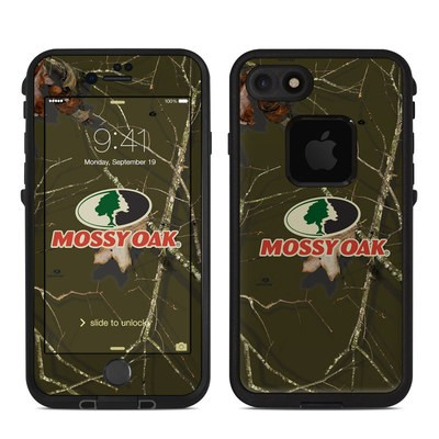 Lifeproof iPhone 7 Fre Case Skin - Break-Up Lifestyles Dirt