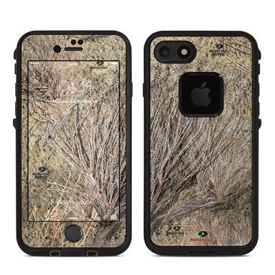 Lifeproof iPhone 7 Fre Case Skin - Brush