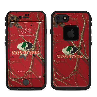 Lifeproof iPhone 7 Fre Case Skin - Break-Up Lifestyles Red Oak