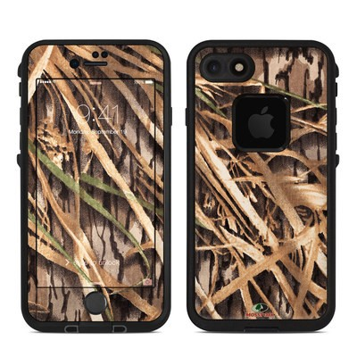 Lifeproof iPhone 7 Fre Case Skin - Shadow Grass