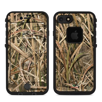 Lifeproof iPhone 7 Fre Case Skin - Shadow Grass Blades