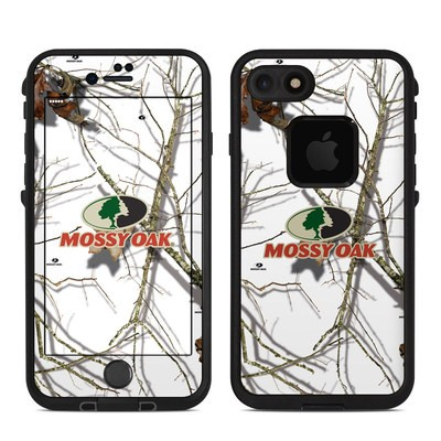 Lifeproof iPhone 7 Fre Case Skin - Break-Up Lifestyles Snow Drift