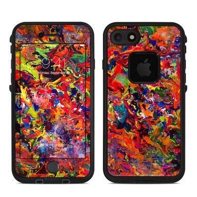 Lifeproof iPhone 7 Fre Case Skin - Maintaining Sanity