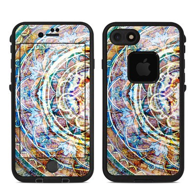 Lifeproof iPhone 7-8 Fre Case Skin - Mystical Medallion