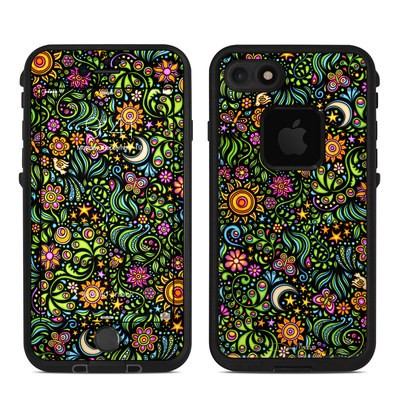 Lifeproof iPhone 7 Fre Case Skin - Nature Ditzy