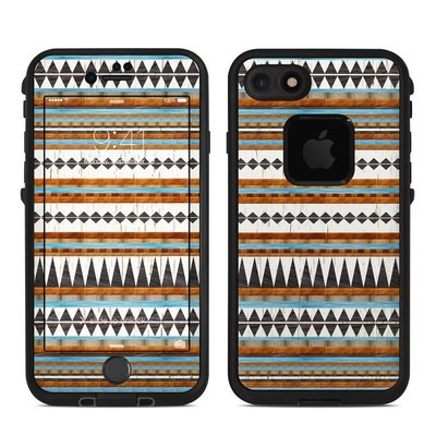 Lifeproof iPhone 7 Fre Case Skin - Navajo