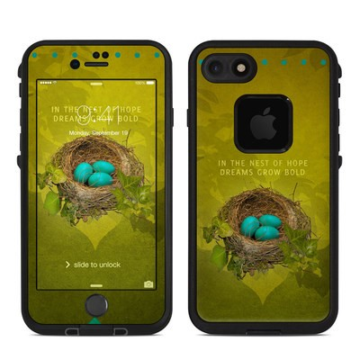 Lifeproof iPhone 7 Fre Case Skin - Nest of Hope