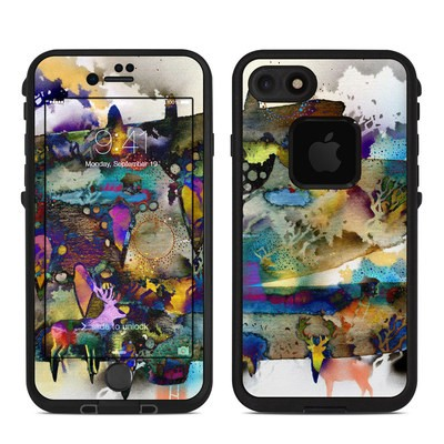 Lifeproof iPhone 7 Fre Case Skin - New Day
