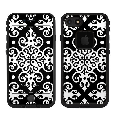 Lifeproof iPhone 7 Fre Case Skin - Noir