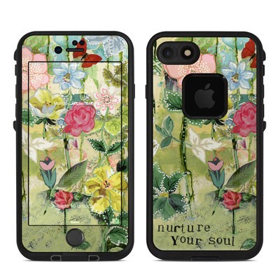 Lifeproof iPhone 7-8 Fre Case Skin - Nurture