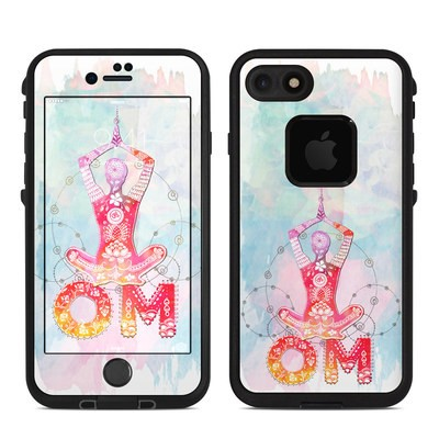 Lifeproof iPhone 7 Fre Case Skin - Om Spirit