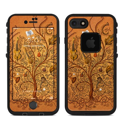 Lifeproof iPhone 7 Fre Case Skin - Orchestra