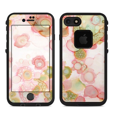 Lifeproof iPhone 7 Fre Case Skin - Organic In Pink