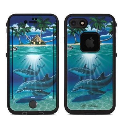 Lifeproof iPhone 7 Fre Case Skin - Ocean Serenity