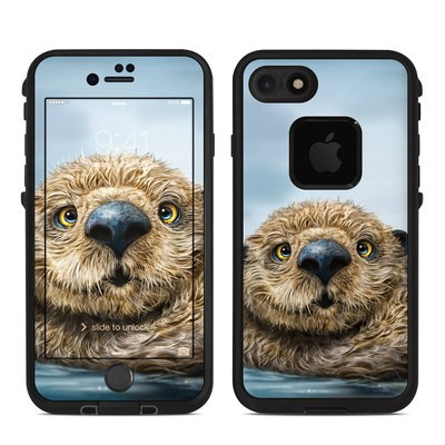 Lifeproof iPhone 7 Fre Case Skin - Otter Totem