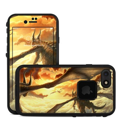 Lifeproof iPhone 7 Fre Case Skin - Over the Clouds