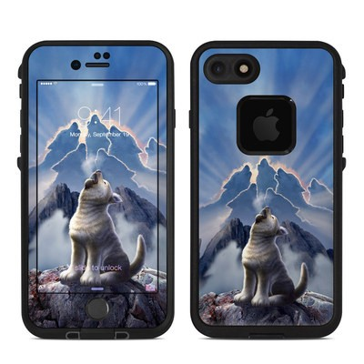 Lifeproof iPhone 7-8 Fre Case Skin - Leader of the Pack