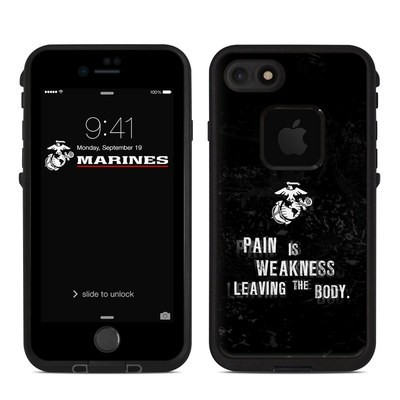 Lifeproof iPhone 7 Fre Case Skin - Pain
