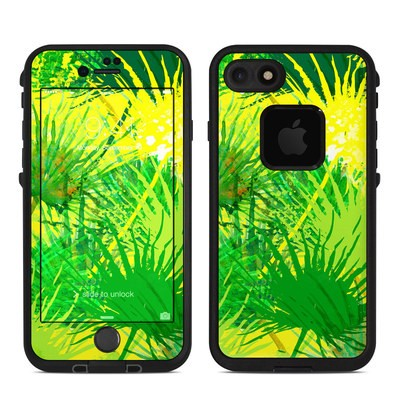 Lifeproof iPhone 7 Fre Case Skin - Palms