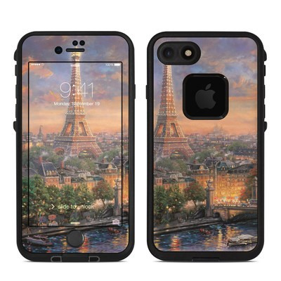 Lifeproof iPhone 7 Fre Case Skin - Paris City of Love
