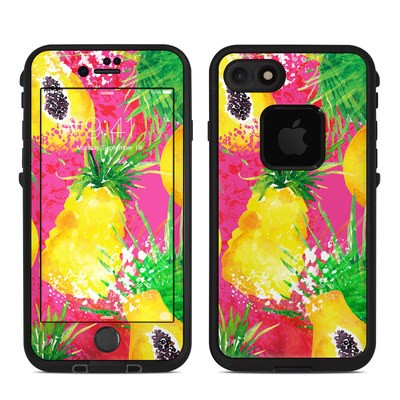 Lifeproof iPhone 7 Fre Case Skin - Passion Fruit
