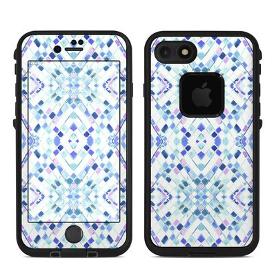 Lifeproof iPhone 7 Fre Case Skin - Pastel Geo