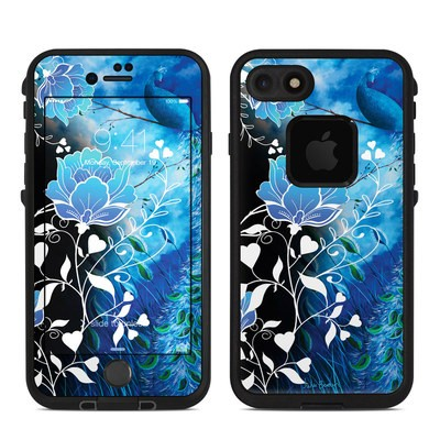 Lifeproof iPhone 7 Fre Case Skin - Peacock Sky