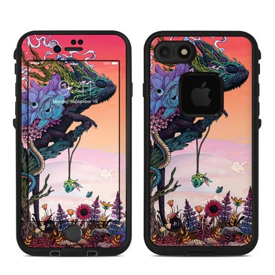 Lifeproof iPhone 7-8 Fre Case Skin - Phantasmagoria