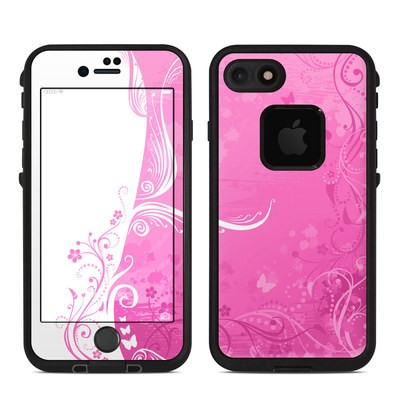 Lifeproof iPhone 7 Fre Case Skin - Pink Crush