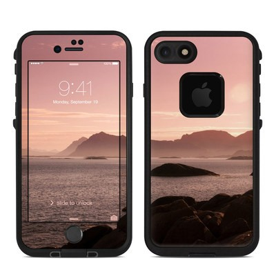 Lifeproof iPhone 7 Fre Case Skin - Pink Sea