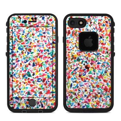 Lifeproof iPhone 7 Fre Case Skin - Plastic Playground