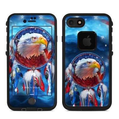 Lifeproof iPhone 7 Fre Case Skin - Pride