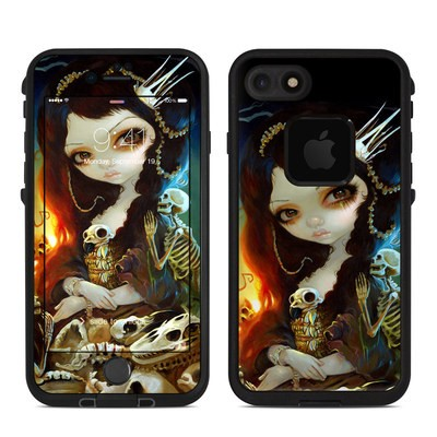 Lifeproof iPhone 7 Fre Case Skin - Princess of Bones