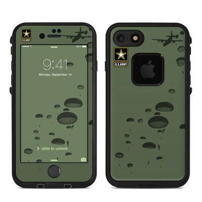 Lifeproof iPhone 7 Fre Case Skin - Pull The Lanyard