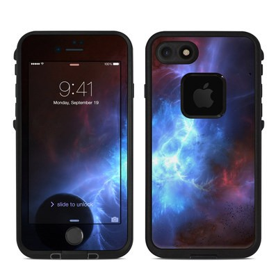 Lifeproof iPhone 7 Fre Case Skin - Pulsar