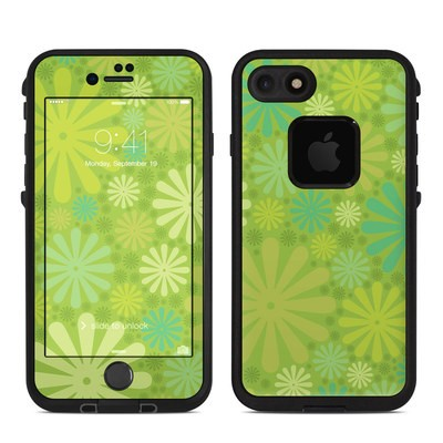 Lifeproof iPhone 7 Fre Case Skin - Lime Punch