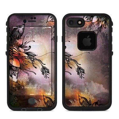 Lifeproof iPhone 7 Fre Case Skin - Purple Rain