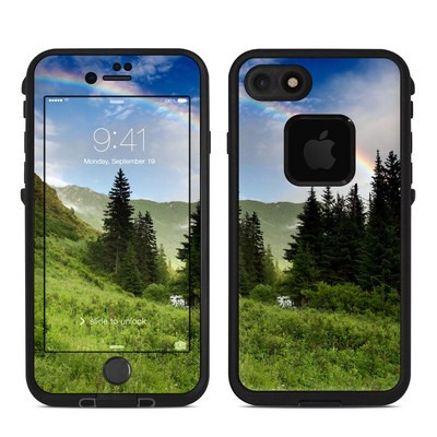 Lifeproof iPhone 7 Fre Case Skin - Rainbow