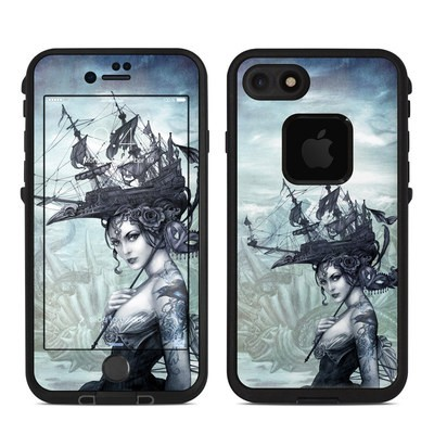 Lifeproof iPhone 7 Fre Case Skin - Raventide